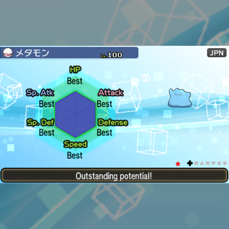 Ditto Package - IVs